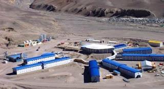 En Ambiente dijeron a LPO que terminarán el 50% este año. Presión por la mina Veladero que explota la Barrick.