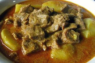 Resepi Kari Daging