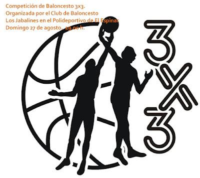 Competición de Baloncesto 3x3.