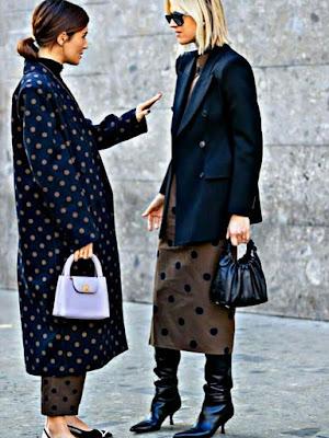 Lunares - tendencia moda 2019