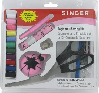 Image: Singer 1512 Beginners Sewing Kit, 130 pieces - contains all the basics for sewers and non-sewers alike
