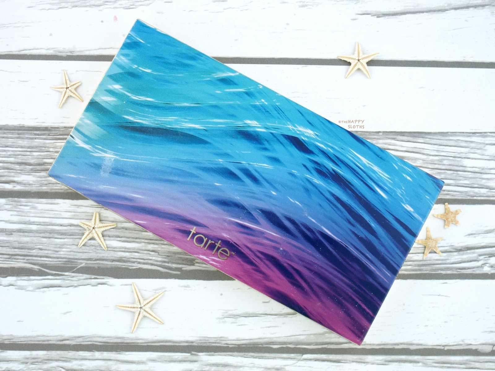 Tarte Summer 2017 Rainforest of the Sea Skin Twinkle Lighting Palette Vol.II: Review and Swatches