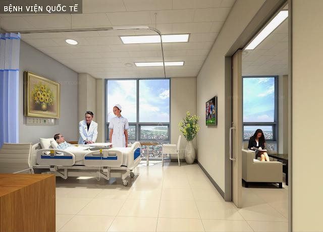Bệnh viện quốc tế tháp Doanh Nhân