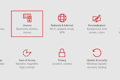 Cara Mencegah Virus Dari USB Flashdisk, HDD Eksternal, MMC, dan DVD Menyebar di Windows 10