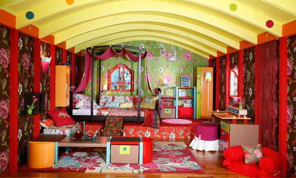 Hopskoch: An Amazing Gypsy Room