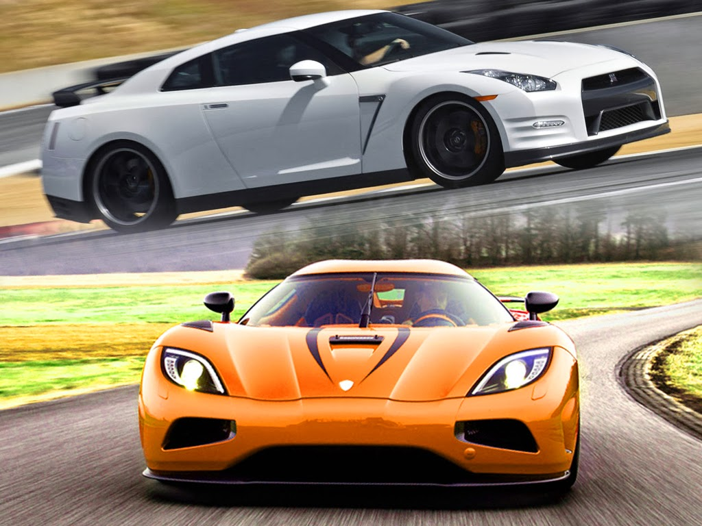 Wot Car: What's The Difference Between Super Cars And Hyper Cars?