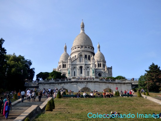 París - Ruta por Montmartre