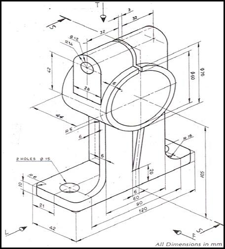AutoCAD Site: เขียนแบบเครื่องกล