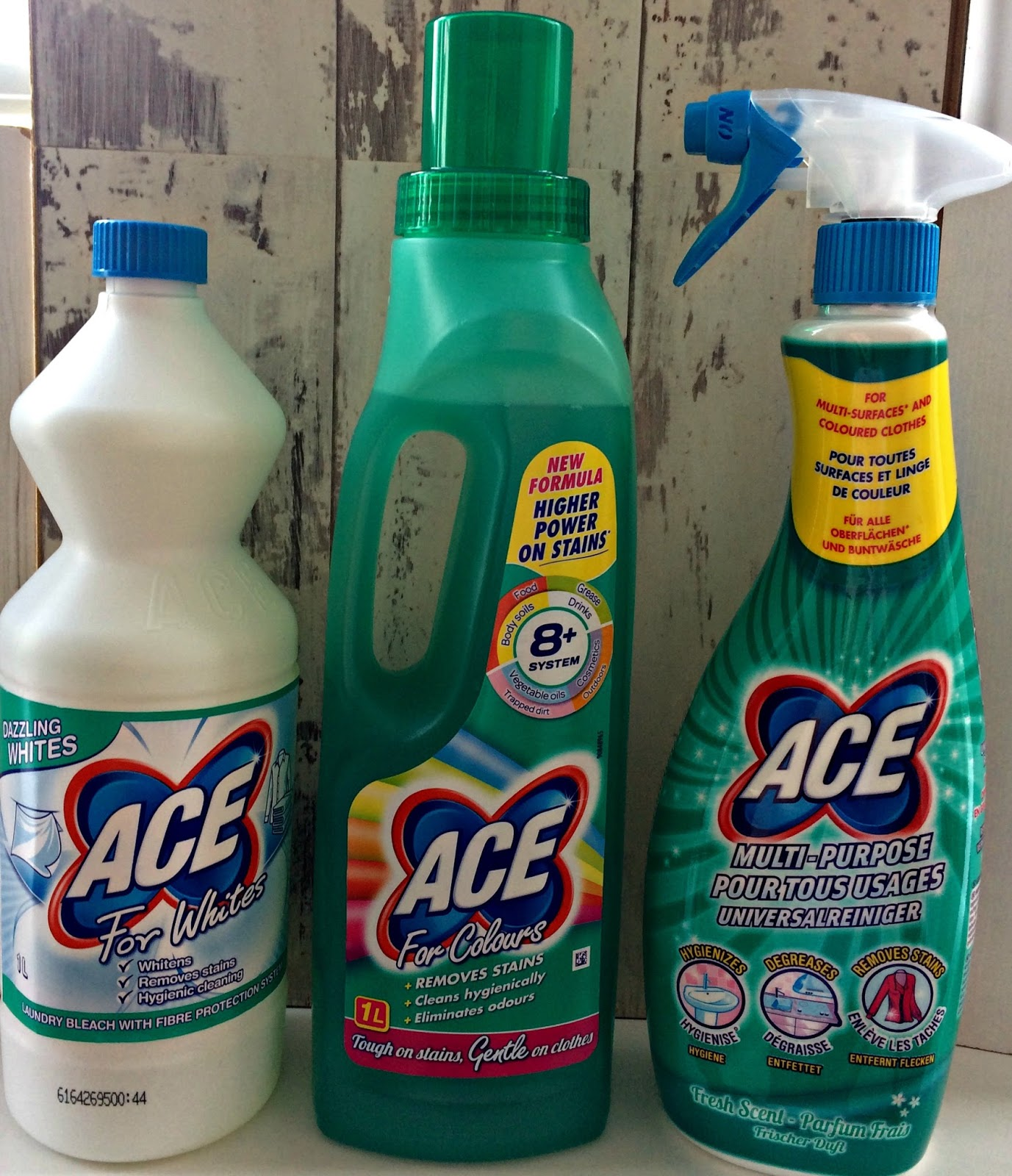 Ace Laundry & Household Stain Removers