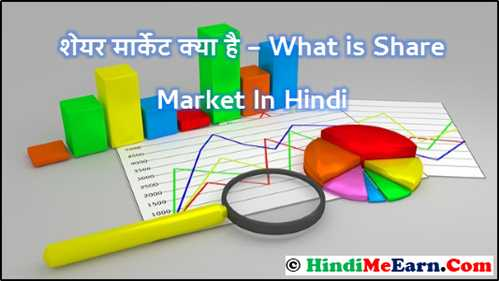 Share market क्या है? What is Share Market in Hindi