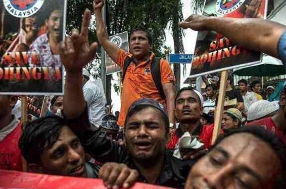 Perangai Sebenar Warga Rohingya