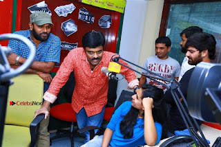 Sanjeev Chetana Uttej at Pichiga Nachav Song Launch at Radio Mirchi Pos  0028.jpg