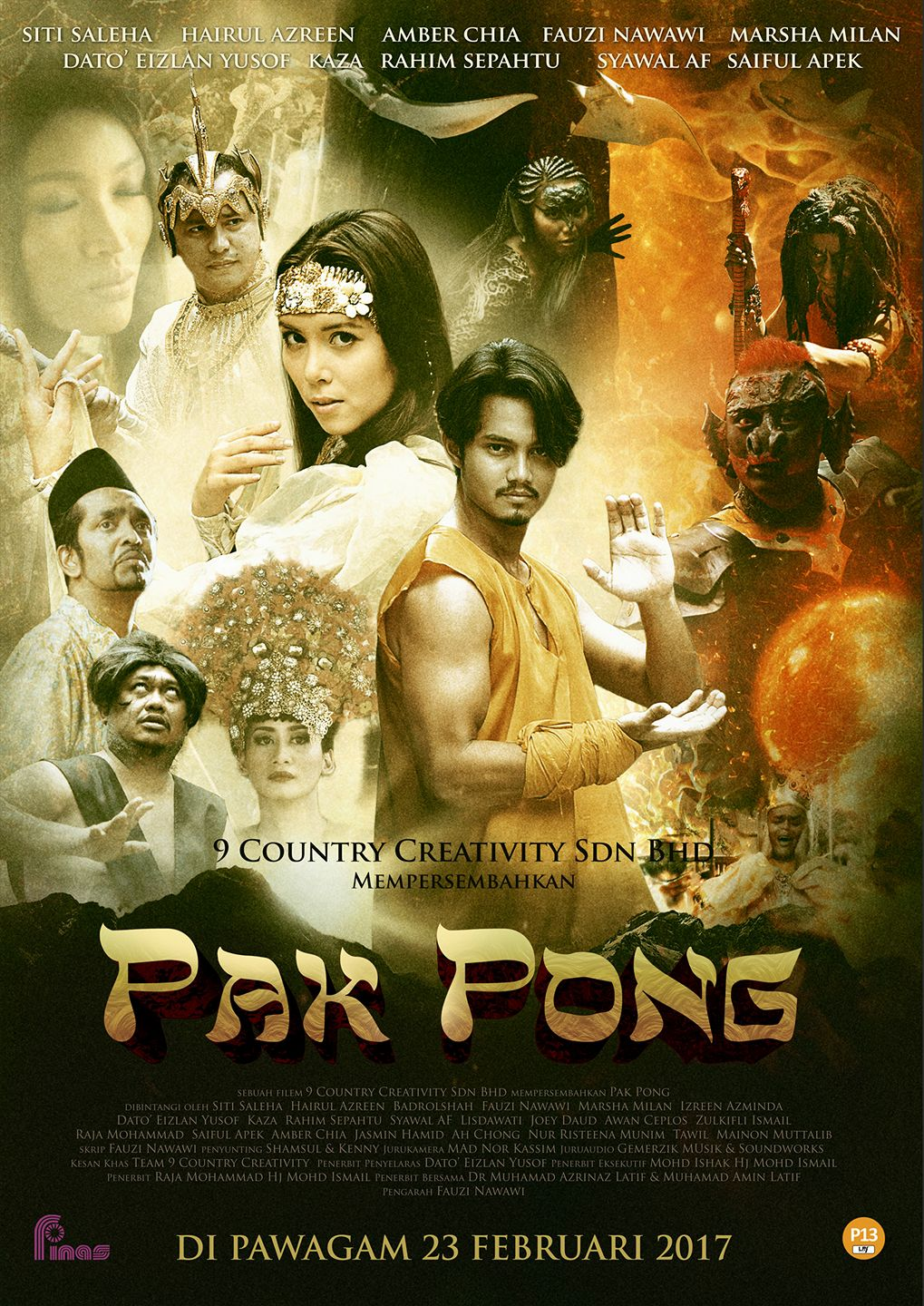 Tonton Dan Download Pak Pong Full Movie