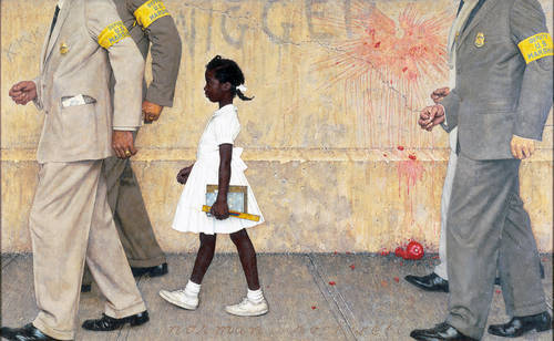 Norman Rockwell And Black History The Inspired Classroom
