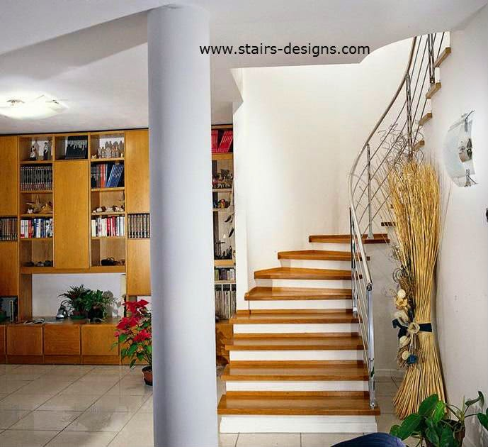 All You Need To Know About Building Stairs In Your House  C2NyYXBlLTEtWDAzUW00: Stair Handrail : Simple Designs