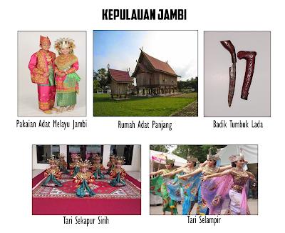 Pakaian Adat Tradisional Melayu Jambi