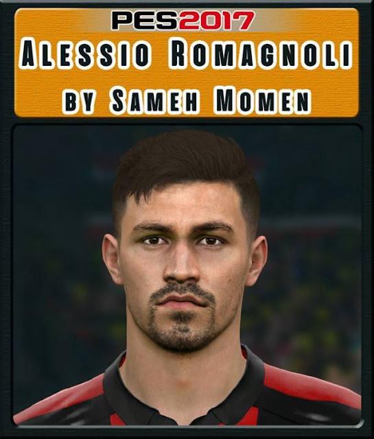 Alessio Romagnoli New Face PES 2017