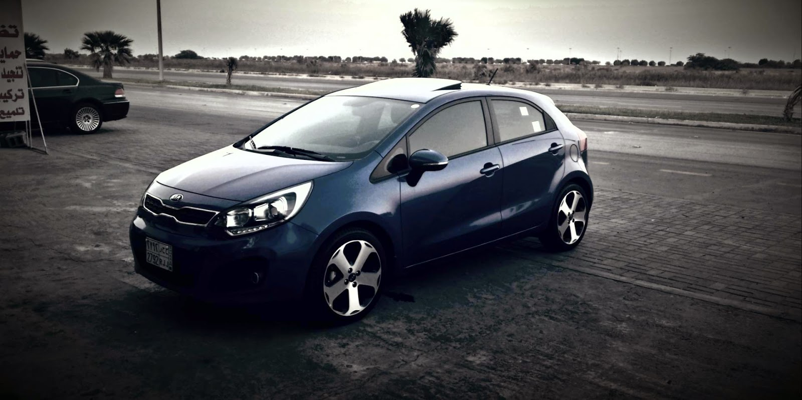jesslie kia rio 2014 features and specifications. Black Bedroom Furniture Sets. Home Design Ideas
