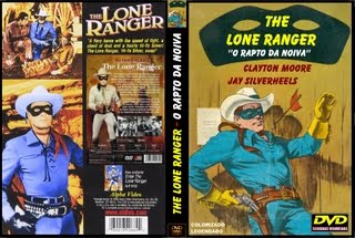 THE LONE RANGER - O RAPTO DA NOIVE (1956) - COLORIZADO