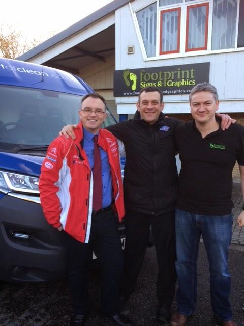Art Of Clean New Wood Van In Cambridge Serving East Anglia
