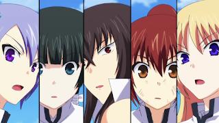 جميع حلقات انمي Maji de Watashi ni Koi Shinasai مترجم عدة روابط