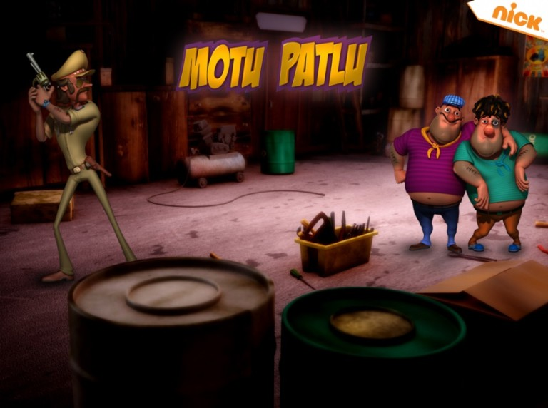 Motu Patlu Cartoon Hd Wallpapers 1080p Wallpaper Directory