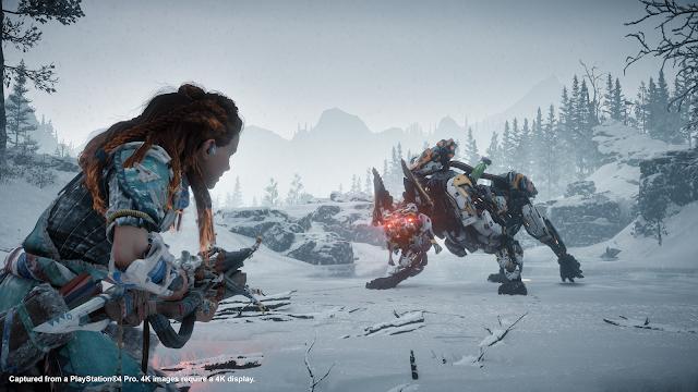 Horizon Zero Dawn: The Frozen Wilds: PS4 Review