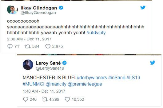Đả bại M.U, sao Man City ăn mừng như vô địch 2
