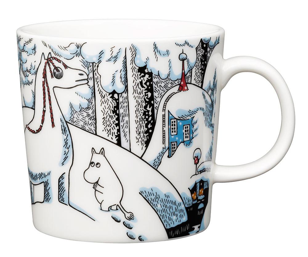 Ancestor Black Arabia Finland Moomin Mug New 2016
