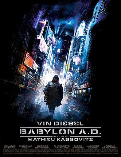 Ver Misión Babilonia (Babylon A.D.) (2008) Online