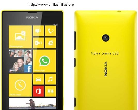 Nokia Lumia 520 RM-914 Latest Flash File Free Download