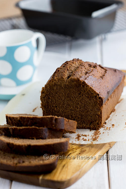 Chocolate Pound Cake01