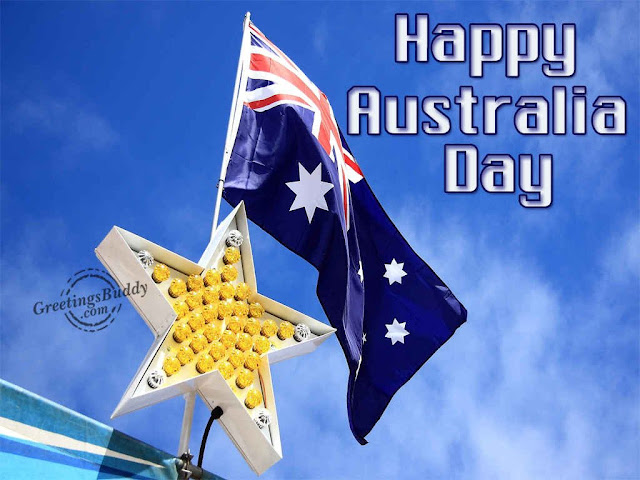 Happy Australia Day 2017 Message & Wishes - Top Message Of Happy Australia Day 2017