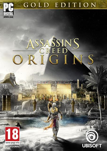 تحميل لعبه Assassin's Creed Origins v1.5.1  All DLCs 2018  للكمبيوتر