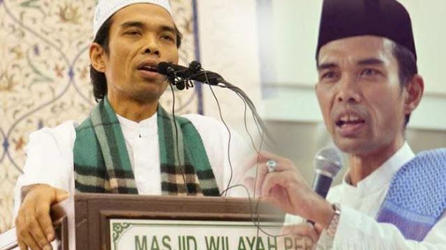 Ustaz Somad: Kalau Tidak Mau Dirangkul Ya Dipukul, Ini Yang Terjadi Sekarang