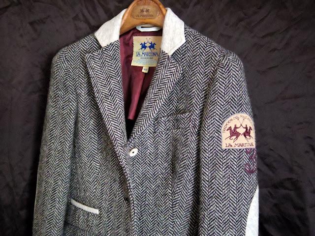 ラ マルティナのレディース テーラードジャケット