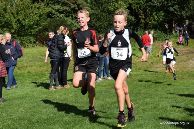 fell running English Schools fell race