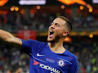 Eden Hazard: come like a child, go like a legend
