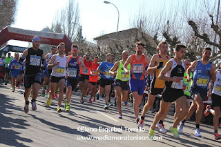 Media maratón de León