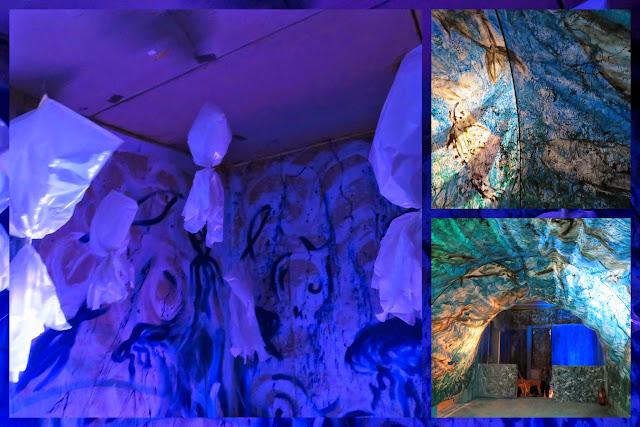 Under the Sea Art Installation in Palafrugell in Costa Brava, Spain