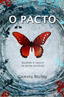 Resenha, O Pacto, Gemma Malley