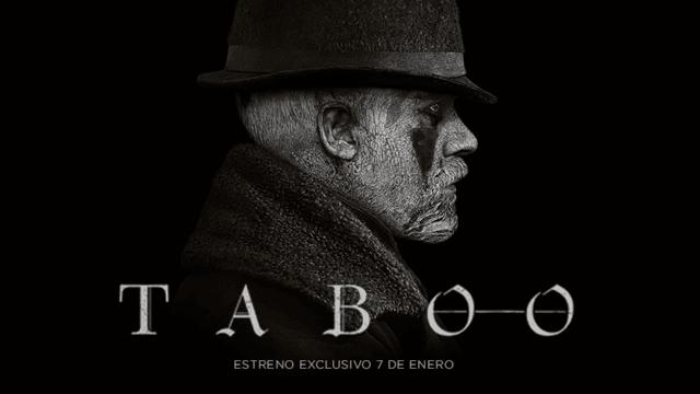 taboo hbo