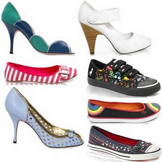 Model Sepatu Pantofel Bata Wanita Modis Murah Terbaru