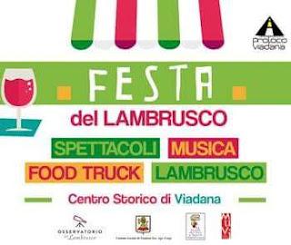 Festa del Lambrusco e StreetFood 2016 viadana