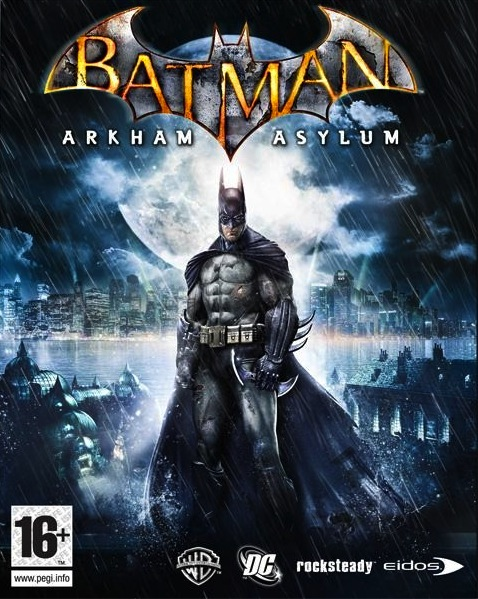 [Mac] Batman: Arkham Asylum