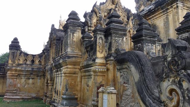 Monasterio Maha Aungmye Bonzan