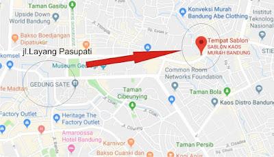 Jalan Surapati Bandung