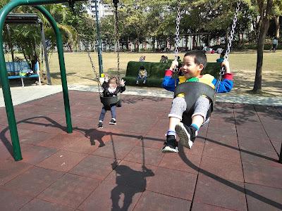 玩耍是最快樂的時間付出
