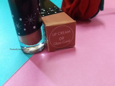 Pixy Lip Cream No. 09 Glam Coral