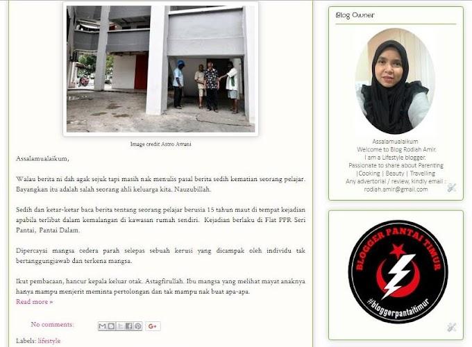 Jom Sertai Team Blogger Pantai Timur #BPT
